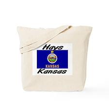 Hays Kansas Tote Bag