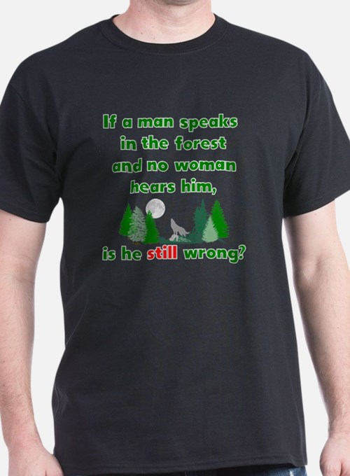 Cute Male quotes T-Shirt