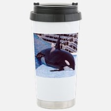 Cute Seaworld Travel Mug
