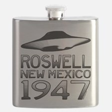 Roswell UFO 1947 Flask