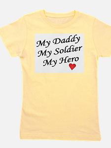 Funny I love daddy Girl's Tee