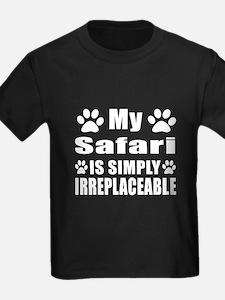 My Safari cat is simply irreplac T