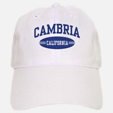 Cambria California Baseball Baseball Cap