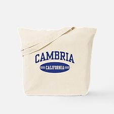 Cambria California Tote Bag