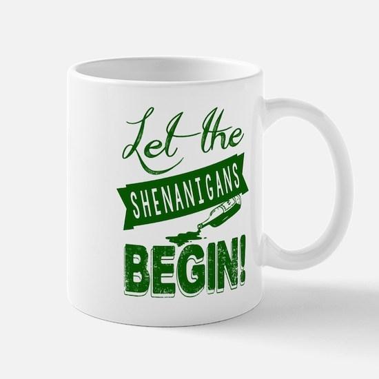 Funny St Patricks Day Irish Mugs