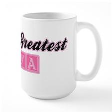 World's Greatest Yaya (1) Mug