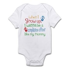 Compliance Officer Like Mommy Infant Bodysuit