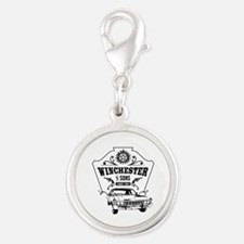Supernatural - Winchester & Sons black Charms