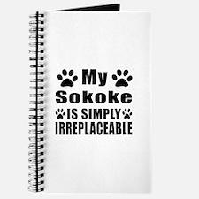 My Sokoke cat is simply irreplaceable Journal