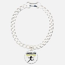 TRACK AND FIELD Charm Bracelet, One Charm