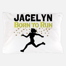 TRACK AND FIELD Pillow Case