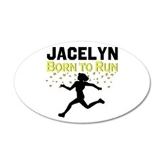 TRACK AND FIELD Wall Decal