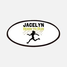 TRACK AND FIELD Patch