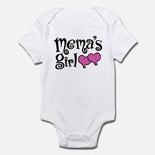 Mema's Girl Infant Bodysuit