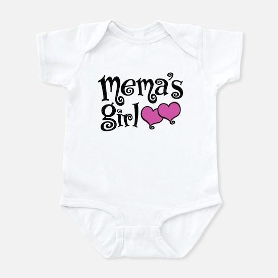 Mema's Girl Infant Bodysuit