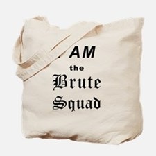 Cute Brute squad Tote Bag