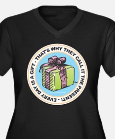 The Present Plus Size T-Shirt