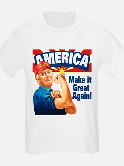 America Great Trump T-Shirt