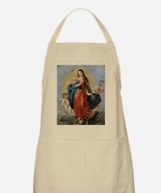 Immaculate Conception Apron