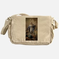 Immaculate Conception Messenger Bag