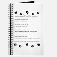 Cute Groom Journal