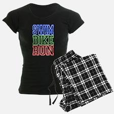 Triathlon Swim Bike Run TRI Pajamas