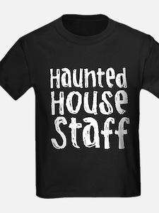 Haunted House Staff Halloween T