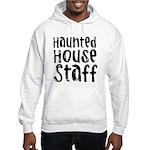Haunted House Staff Halloween Hooded Sweatshirt