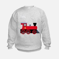 Cute Choo choo Sweatshirt