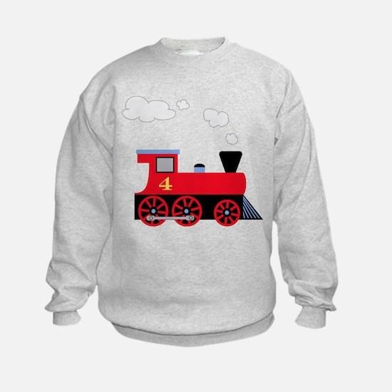 Steamed Sweatshirt