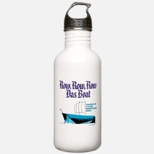 Row, Row, Row Water Bottle