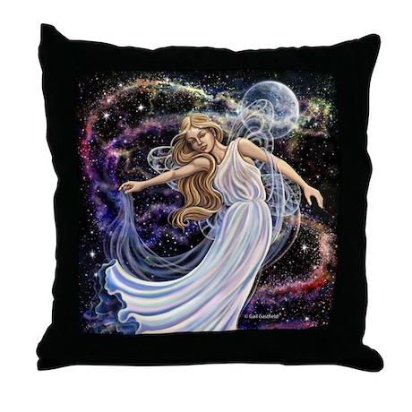Celestial Fairy Throw Pillow