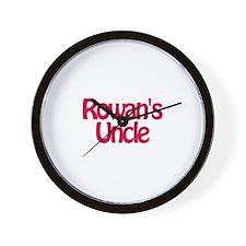 Rowan's Uncle Wall Clock