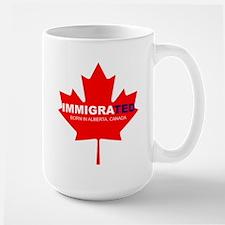 ImmigraTED Large Mug