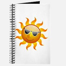 Summer Sun Smile Journal
