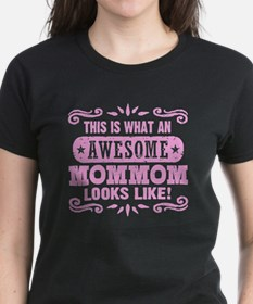 Awesome MomMom Tee