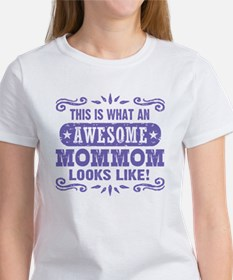 Awesome MomMom Women's T-Shirt