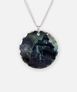 The Haunted House Necklace