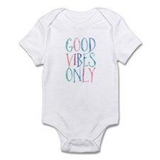 Good Vibes Only Body Suit