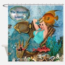 Mermaid Shower Curtain
