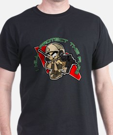 Airsoft Protect flag T-Shirt