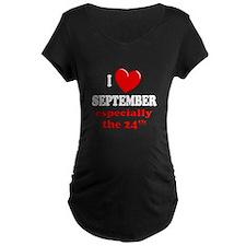September 24th T-Shirt
