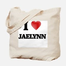 Unique Jaelynn Tote Bag