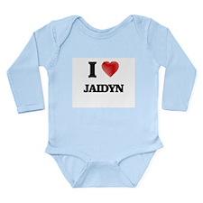 I Love Jaidyn Body Suit