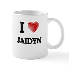 I Love Jaidyn Mugs