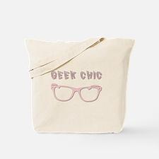 GEEK CHIC Tote Bag