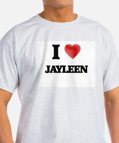 I Love Jayleen T-Shirt