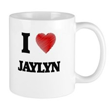 I Love Jaylyn Mugs