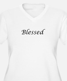 Blessed Calligrap T-Shirt