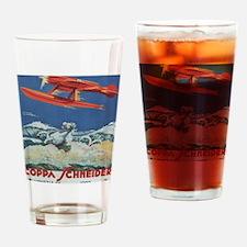 Unique Wpa travel vintage retro Drinking Glass